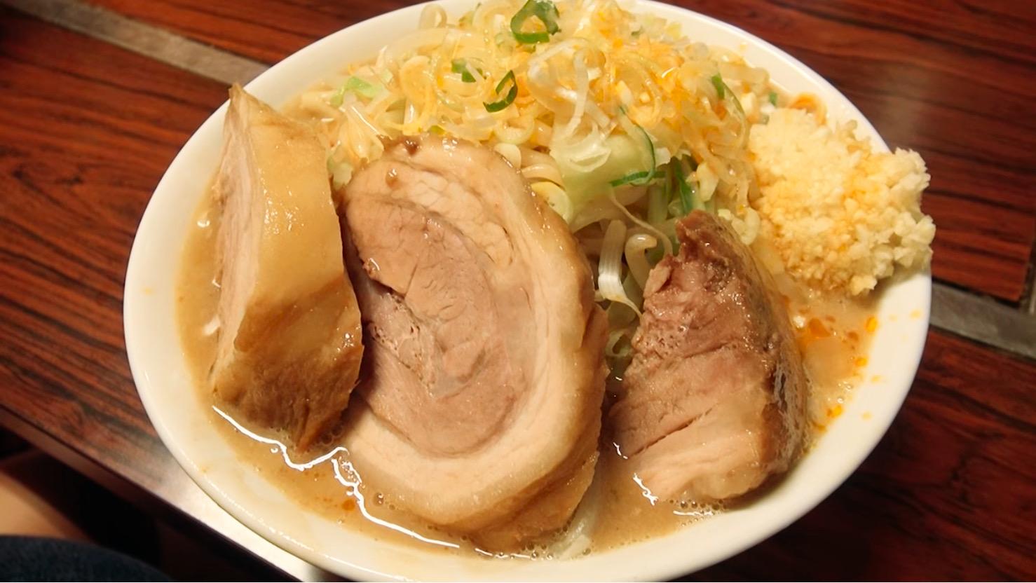【ちばから 市原本店】らーめん+豚1枚:生卵 (千葉県市原市西国分寺台) 第251回