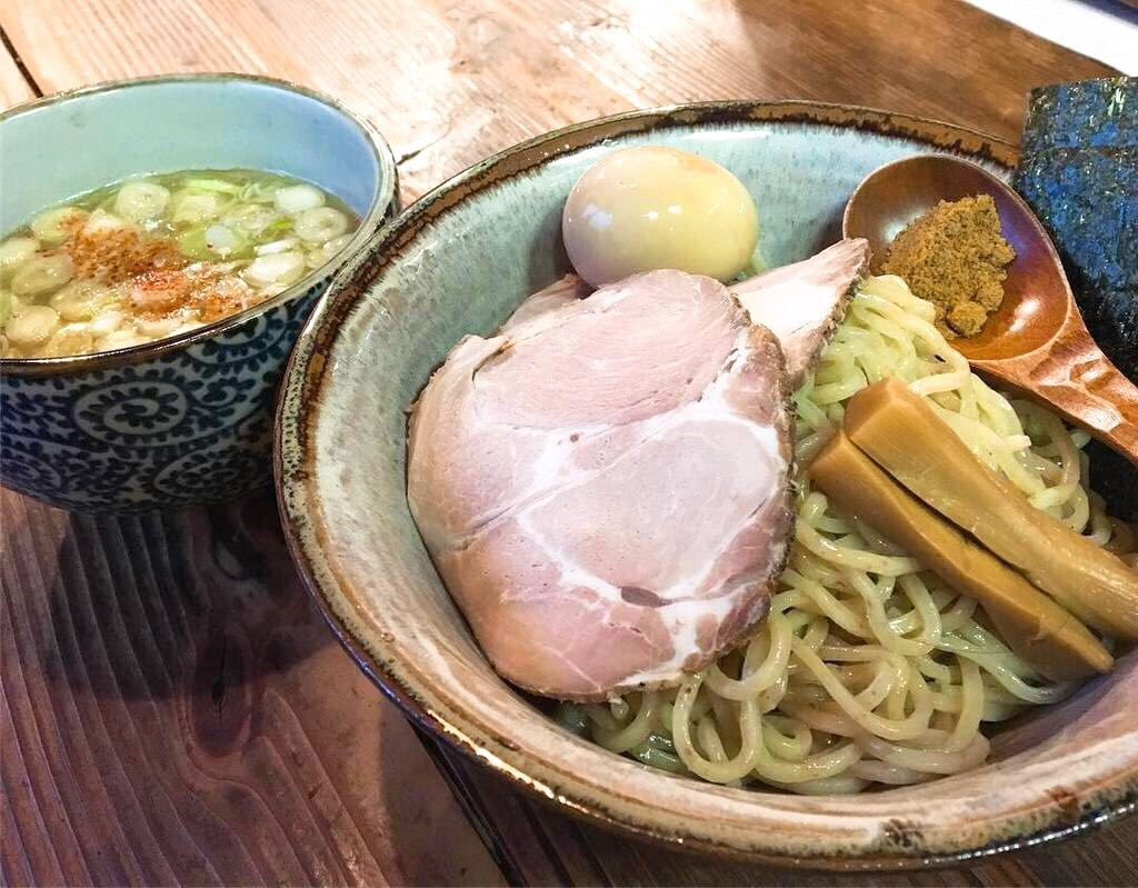 【八甲田食堂】特製つけ麺(大盛り) (青森県弘前市桶屋町) 第658回