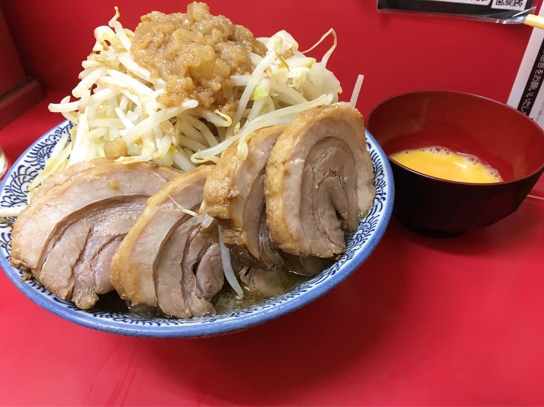 【田田(だだ)】小ぶた+生卵 (東京都八王子市東町) 第651回