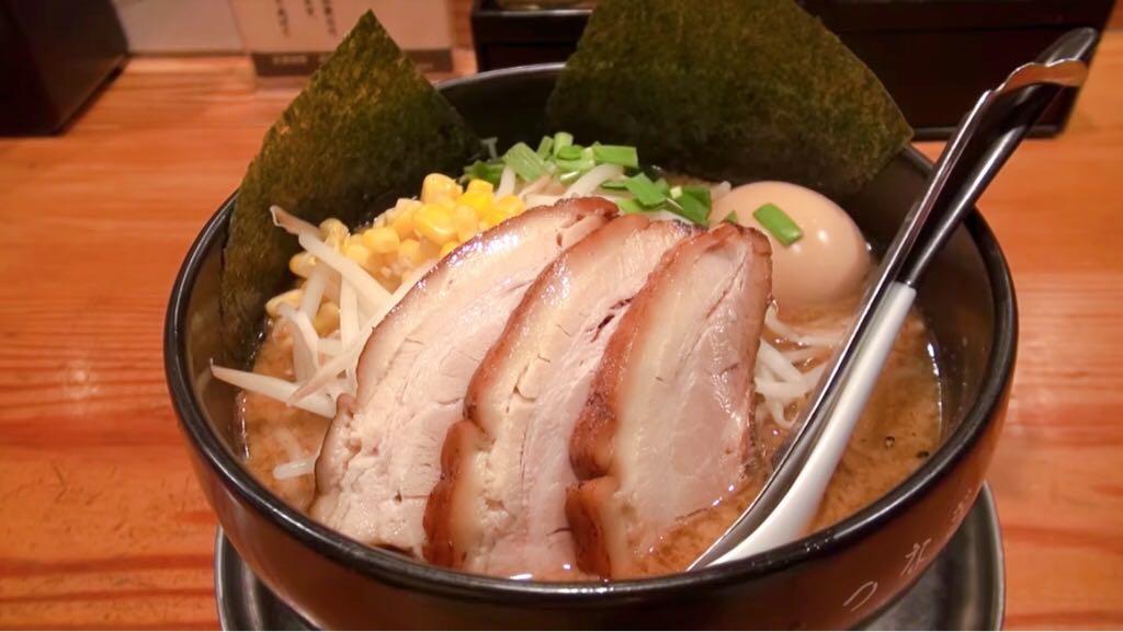 【つなぎ】つなスペ味噌ラーメン (東京都渋谷区恵比寿) 第769回