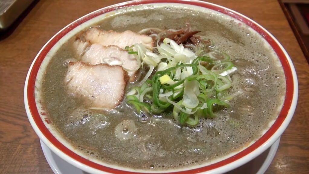 【中華そば つし馬】バリ煮干しそば+ゆで玉子 (東京都台東区浅草) 第791回