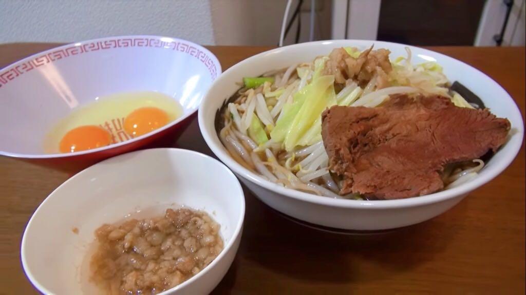【宅麺.com:夢を語れTOKYO】夢のラーメン(味付け脂付き) (東京都文京区白山) 第788回