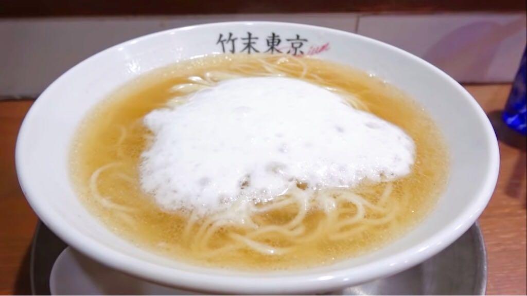 【竹末東京Premium】ラーメンコース (東京都墨田区業平) 第1120回