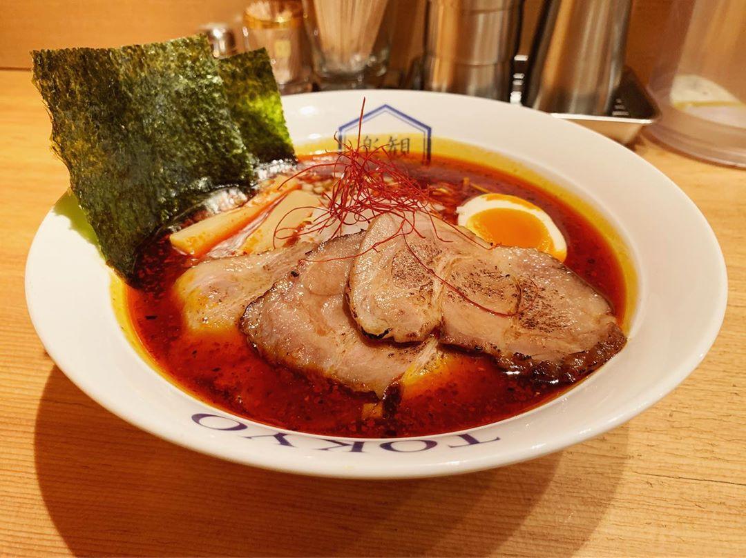 【楽観 NISHIAZABU GOLD】特製 限定~辛 琥珀~ (東京都港区西麻布) 第1338回