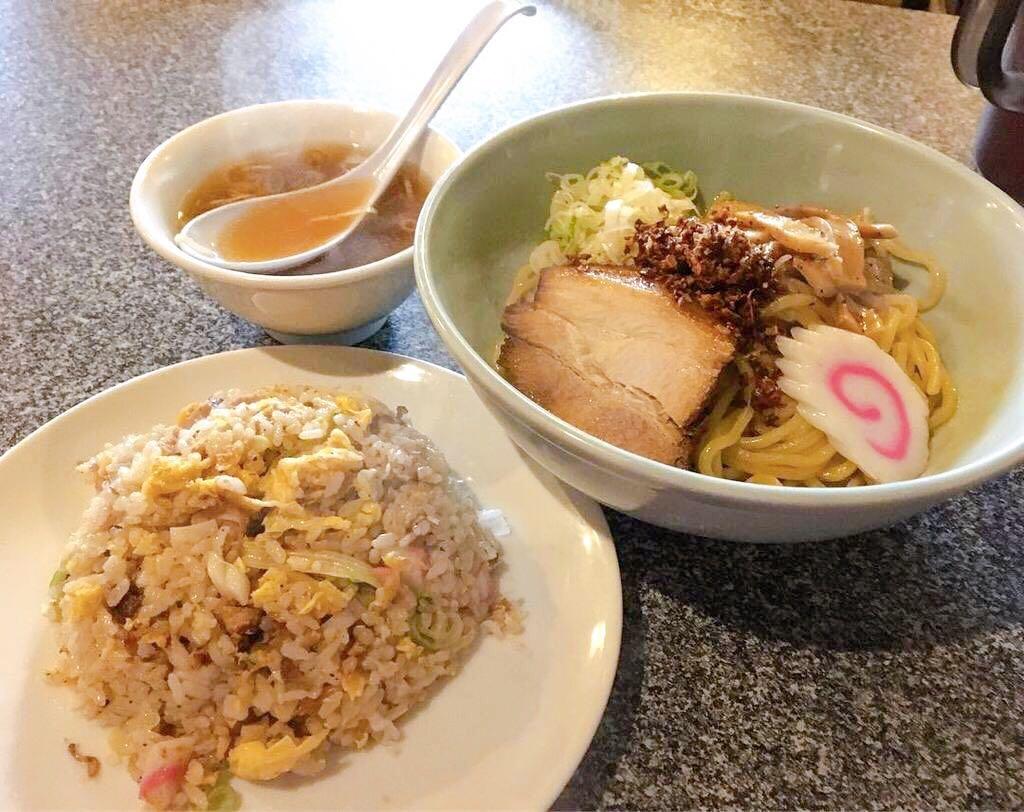 【あぶらー亭】あぶら〜麺 (東京都杉並区下高井戸) 第605回