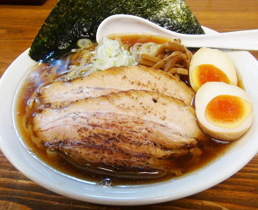 【くじら食堂】特製醤油 (東京都小金井市梶野町) 第305回