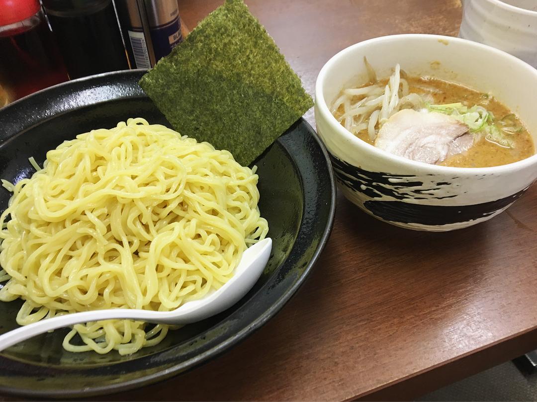 【けんちゃんラーメン】ごまつけ麺 (東京都世田谷区桜丘) 第969回