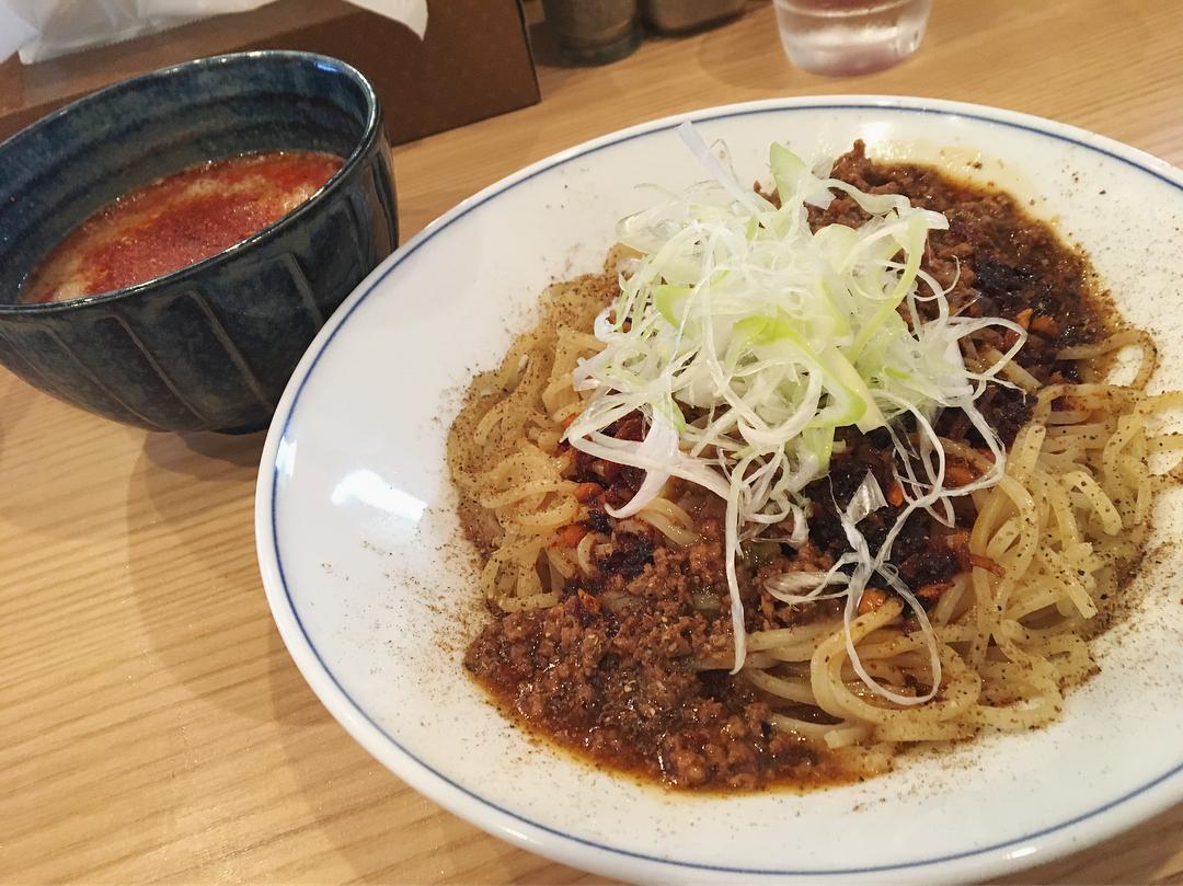 【さんしょの木】つけ担々麺(冷盛り) (東京都新宿区新宿) 第988回