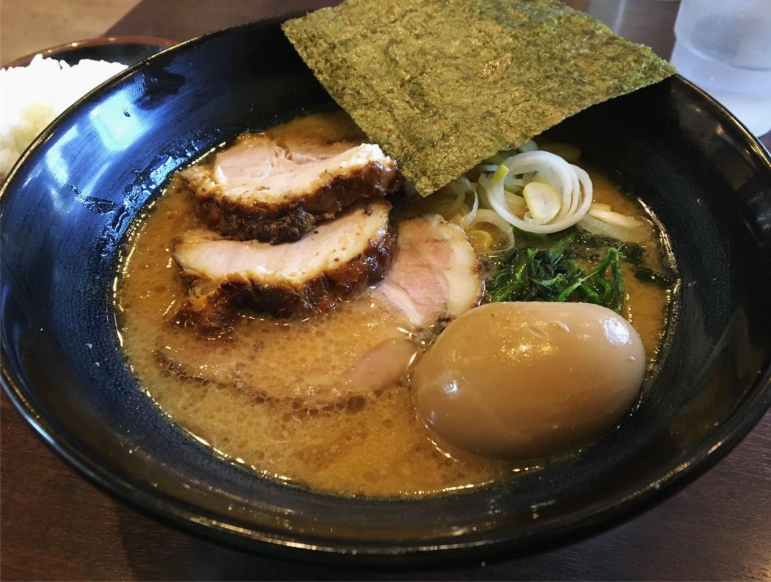 【しょうゆのおがわや】半ちゃーしゅー麺 トッピング:味玉 (神奈川県相模原市緑区) 第853回