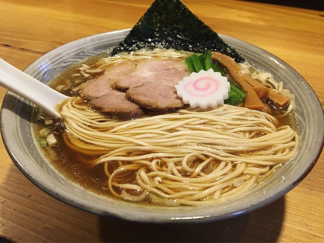 【だし・麺 未蕾(みらい)】だしそば醤油味、和え玉 (愛知県蒲郡市本町) 第1253回
