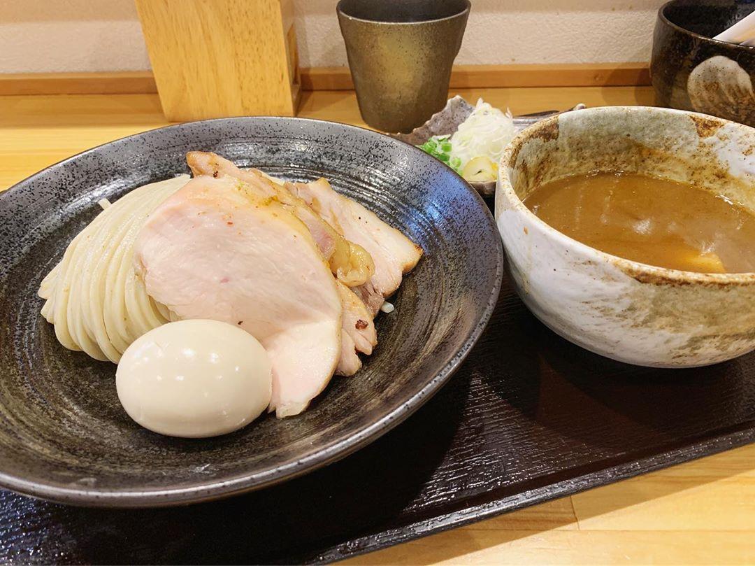 【つけ蕎麦中華蕎麦 尚念】濃厚つけ蕎麦 (長野県松本市南松本島) 第1309回