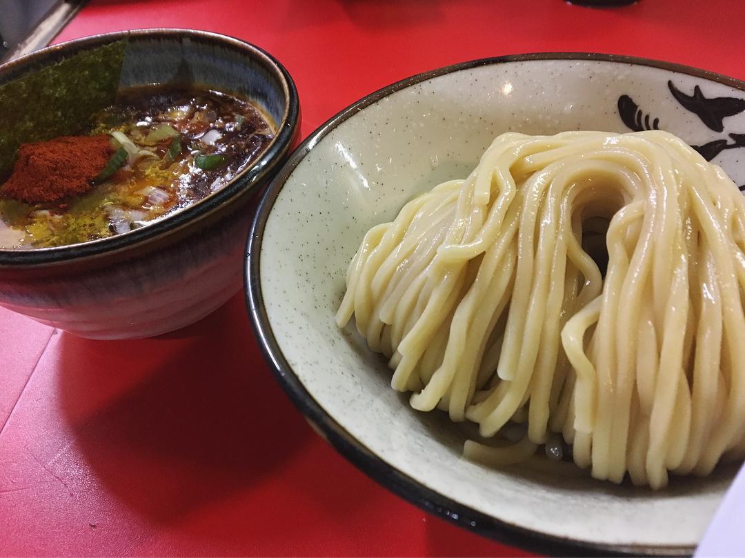 【つけ麵 魚雷 坪井本店】魚雷つけ麺 (熊本県熊本市中央区) 第979回