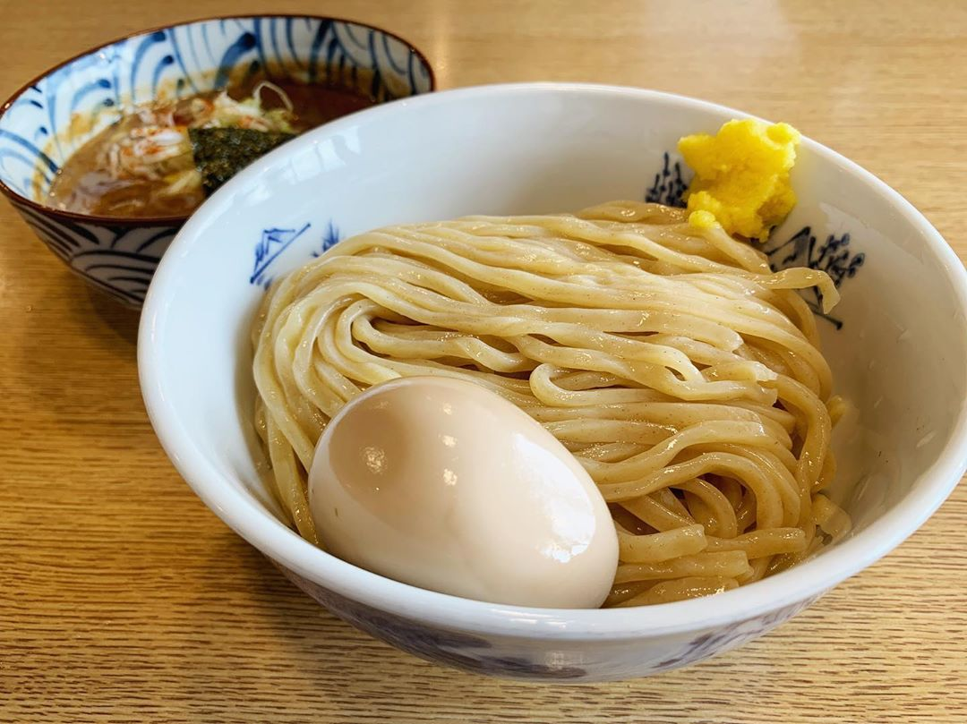 【つけ麺ジンベエ】特製濃厚つけ麺 (沖縄県沖縄市知花) 第1288回