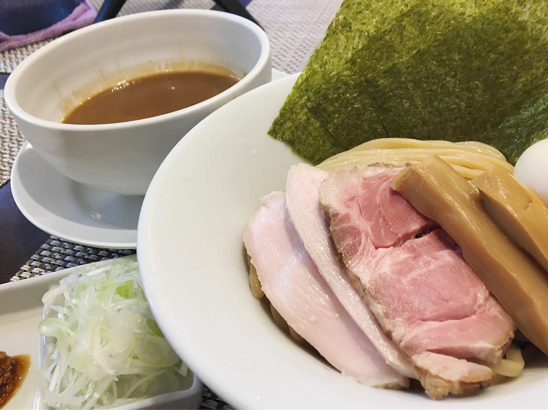 【つけ麺 和(かず)】特製つけ麺 (東京都足立区西竹ノ塚) 第970回