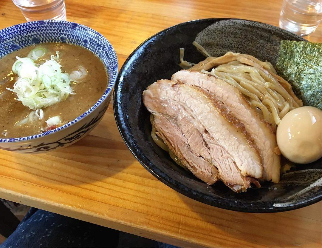 【つけ麺 弥七(やしち)】特製つけ麺(並) (群馬県館林市赤生田町) 第775回
