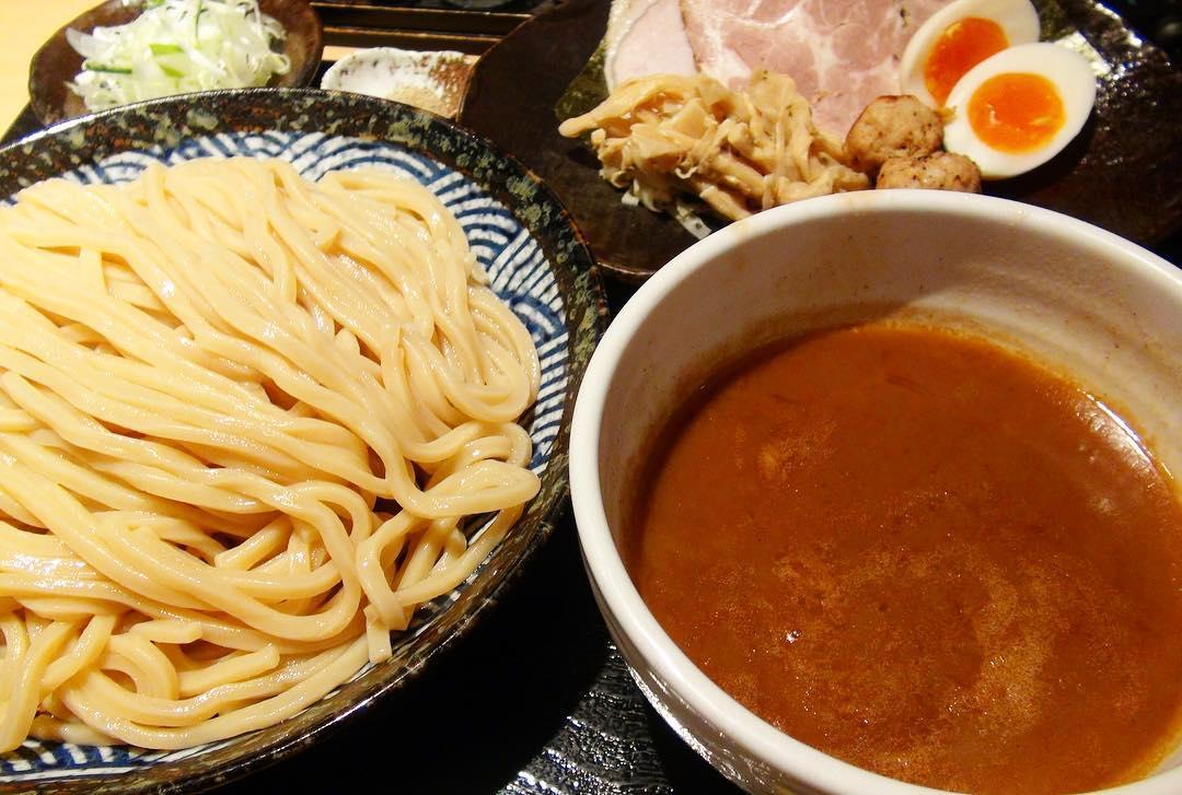【つけ麺 道】特製つけ麺(中盛) (東京都葛飾区亀有) 第303回