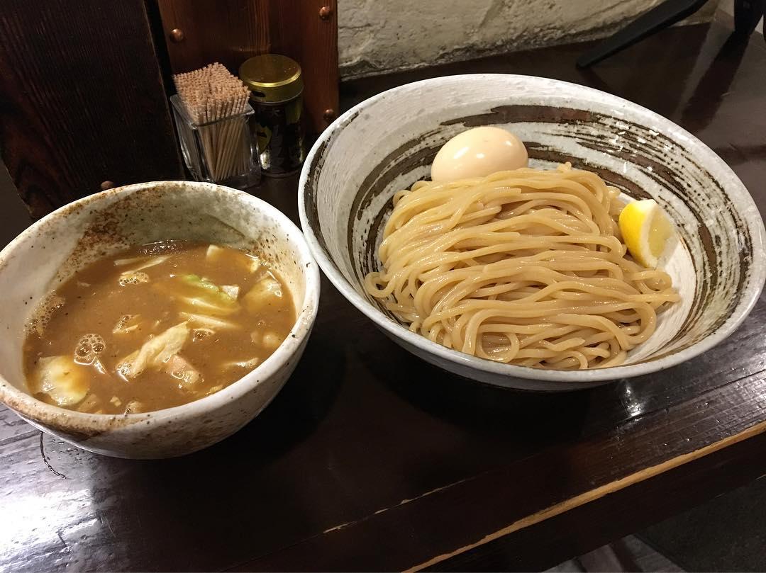 【づゅる麺 池田】味玉つけ麺 (東京都目黒区目黒) 第567回