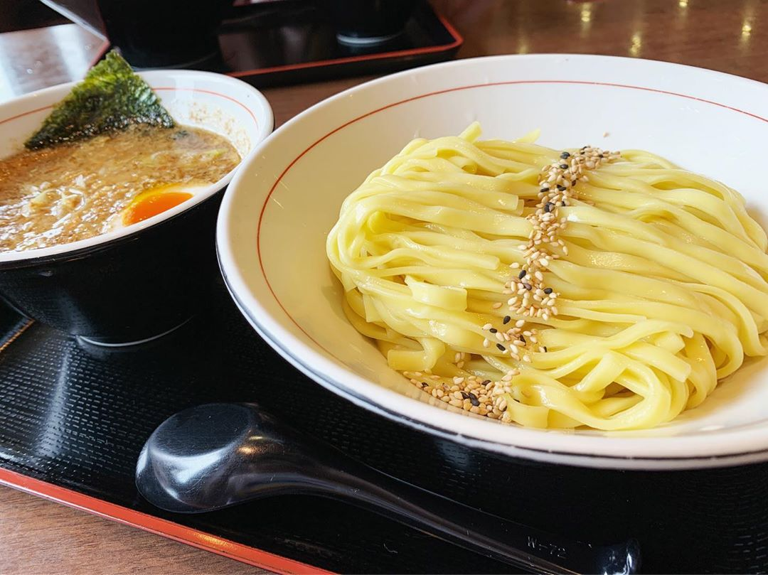 【まっくうしゃ】つけめん (新潟県新潟市中央区) 第1332回