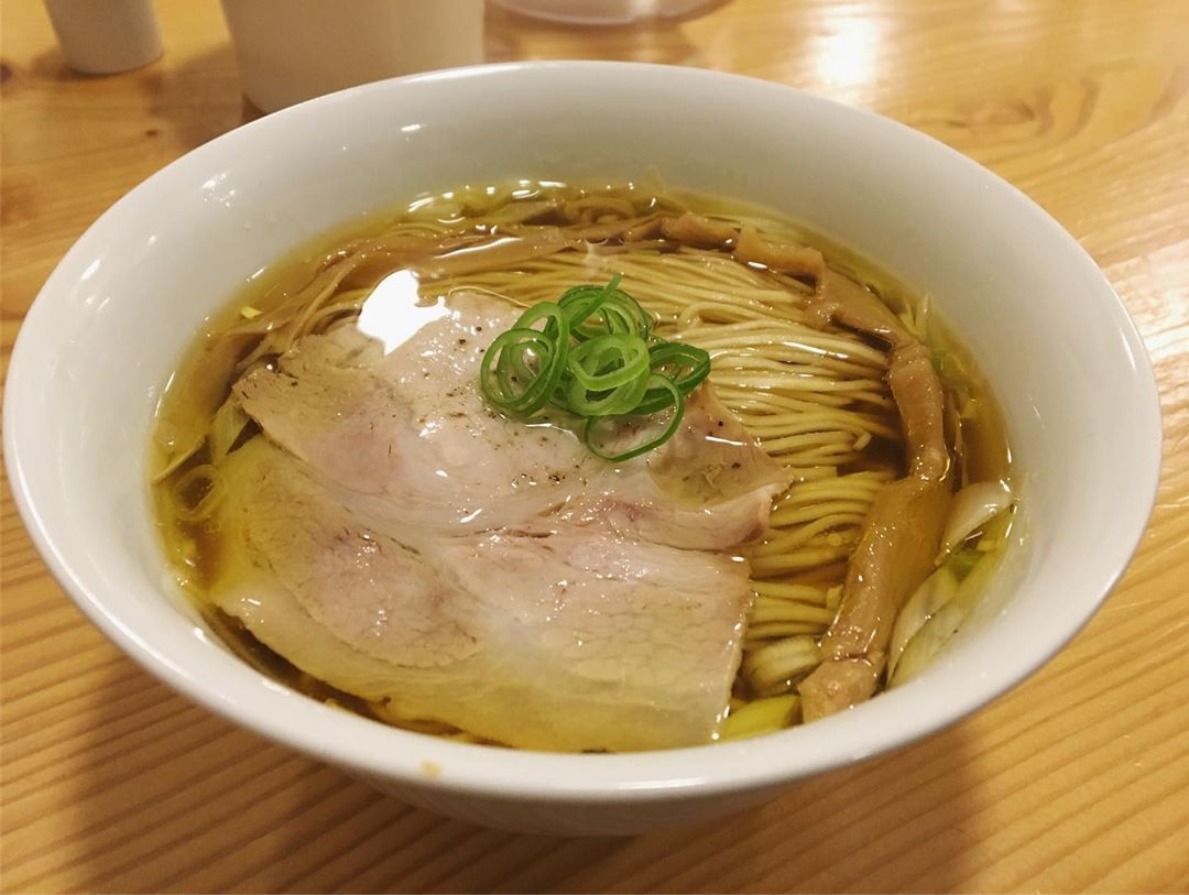 【まほろば】鶏醤油ラーメン (福井県福井市渕) 第1249回