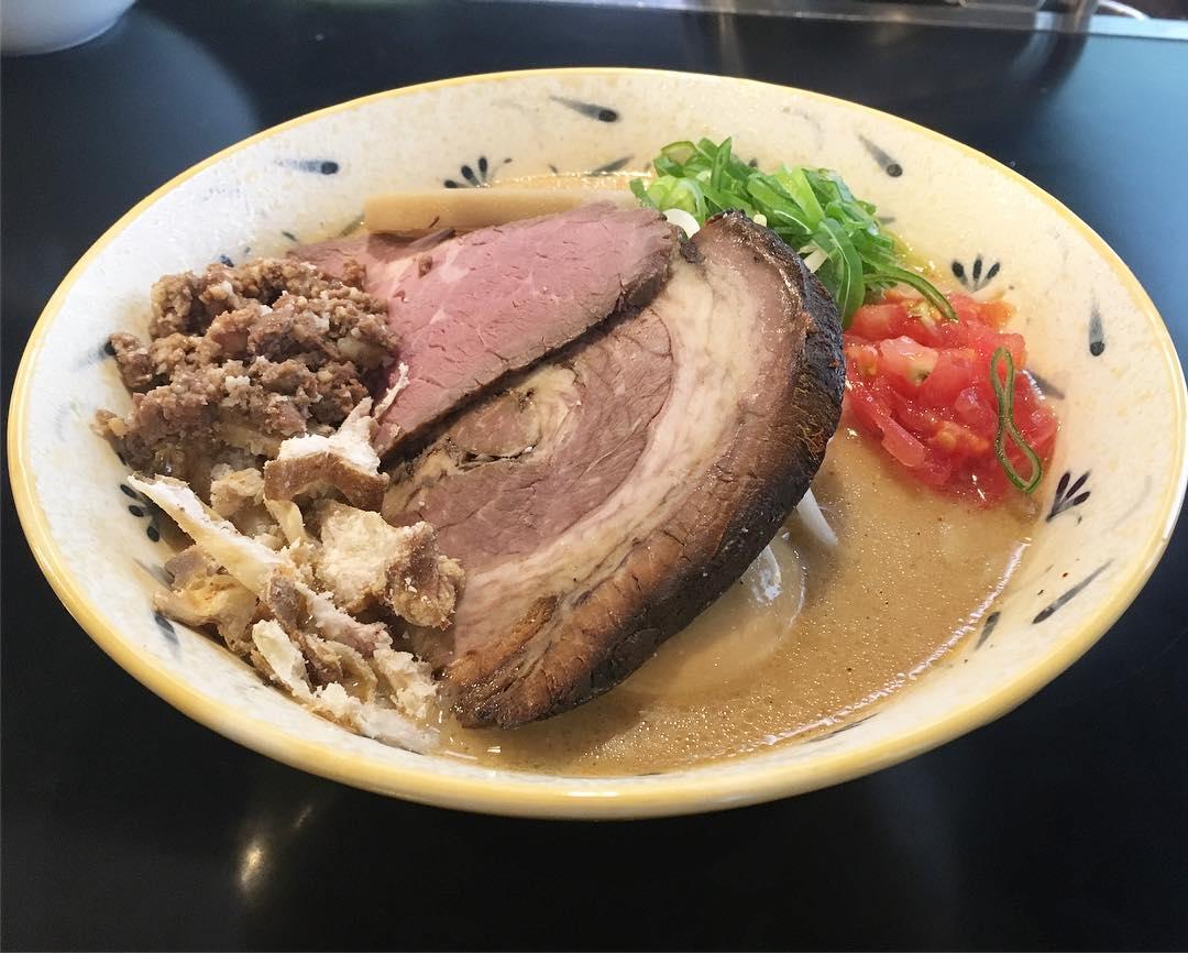 【みそ味専門マタドール】贅沢濃厚味噌らぁ麺 (東京都足立区千住旭町) 第434回