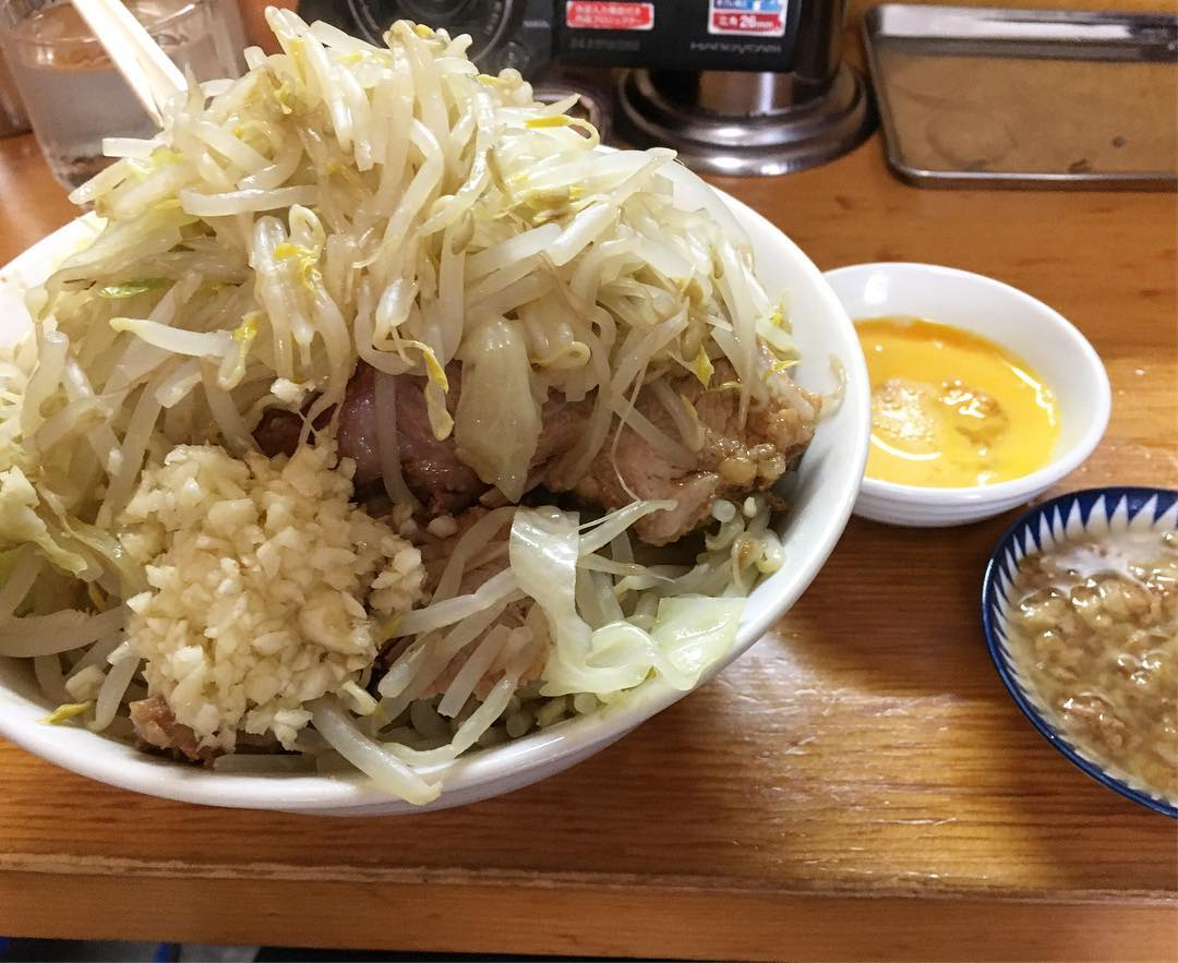 【もみじ屋】ラーメン+生卵 (東京都杉並区和泉) 第356回