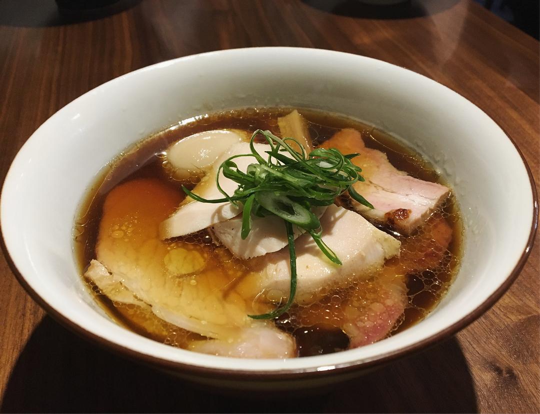 【らぁめん鴇(とき)】特製醤油 (神奈川県藤沢市藤沢) 第851回
