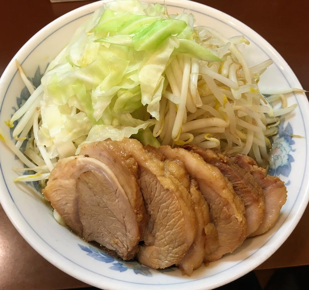 【らーめん陸】豚増しらーめん (東京都世田谷区桜) 第327回