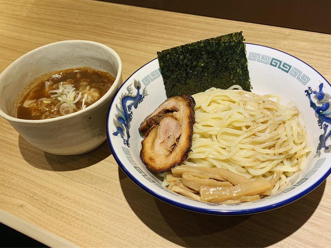 【タナカタロウ】ワンタンつけ麺 (東京都荒川区町屋) 第1272回