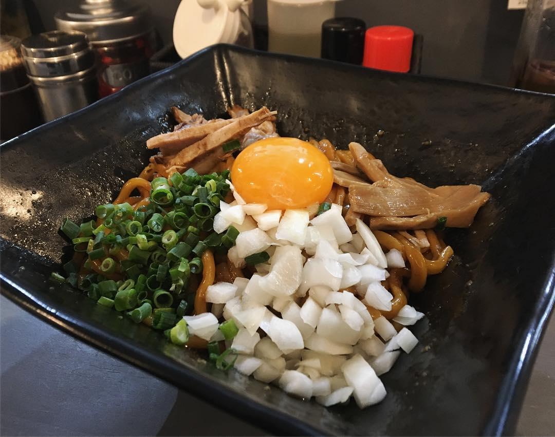 【ペコバク】コッテリそば 麺増し (東京都中野区野方) 第1191回