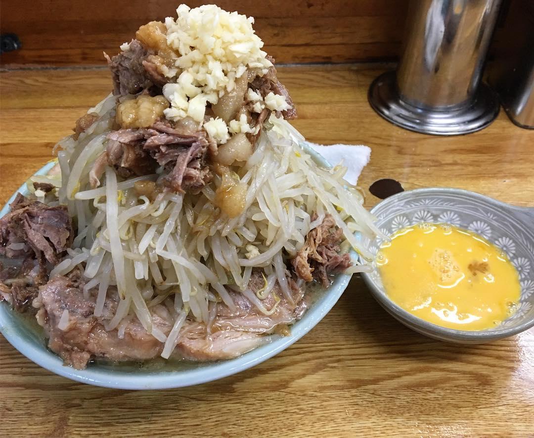 【ラーメン そら】ラーメン豚増し+うずら:生玉子(別皿) (埼玉県ふじみ野市西) 第475回