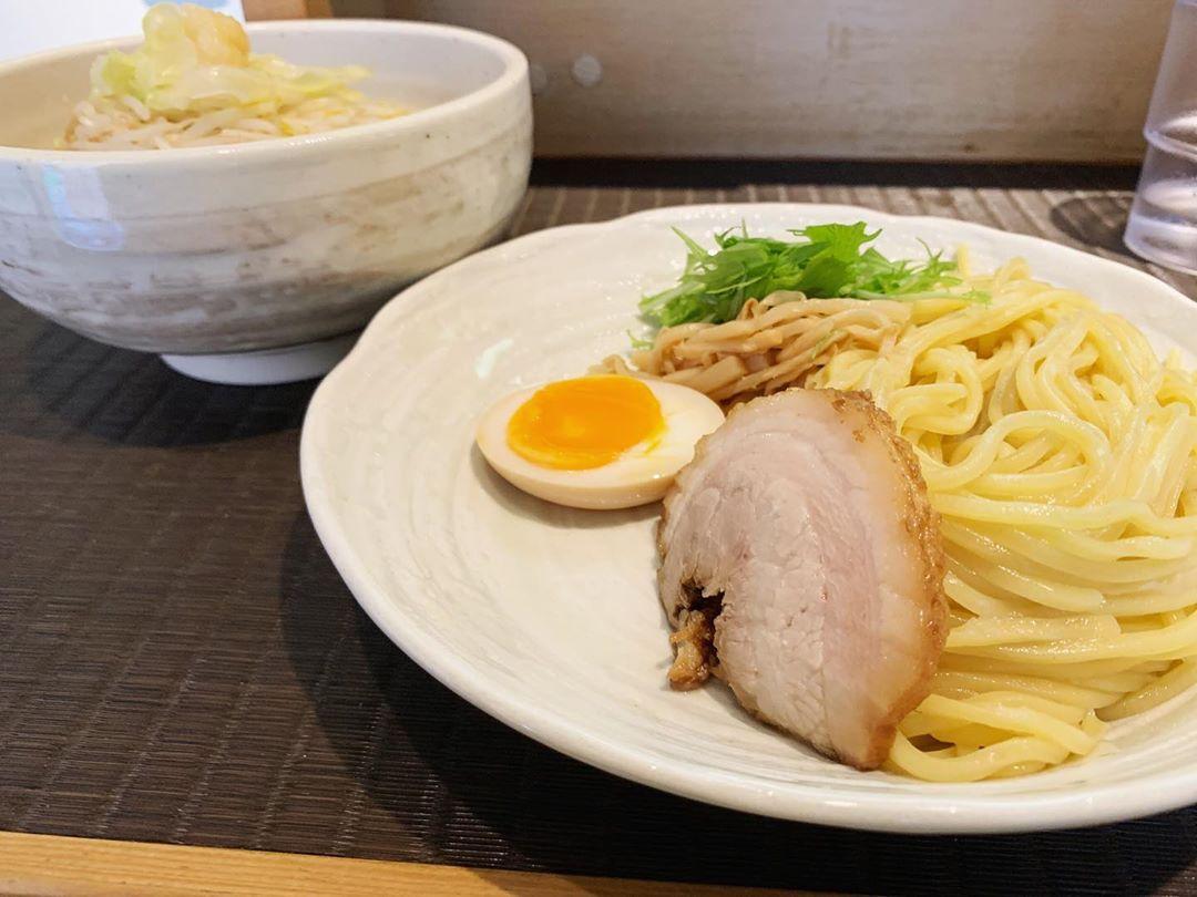 【ラーメン 青木亭】台湾つけ麺 (東京都新宿区歌舞伎町) 第1389回