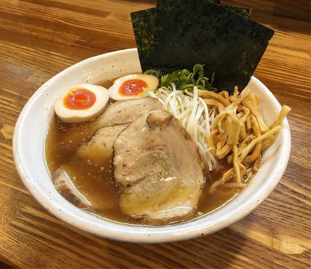 【上海麺館】特製豚そば(大盛) (東京都中野区中野) 第515回