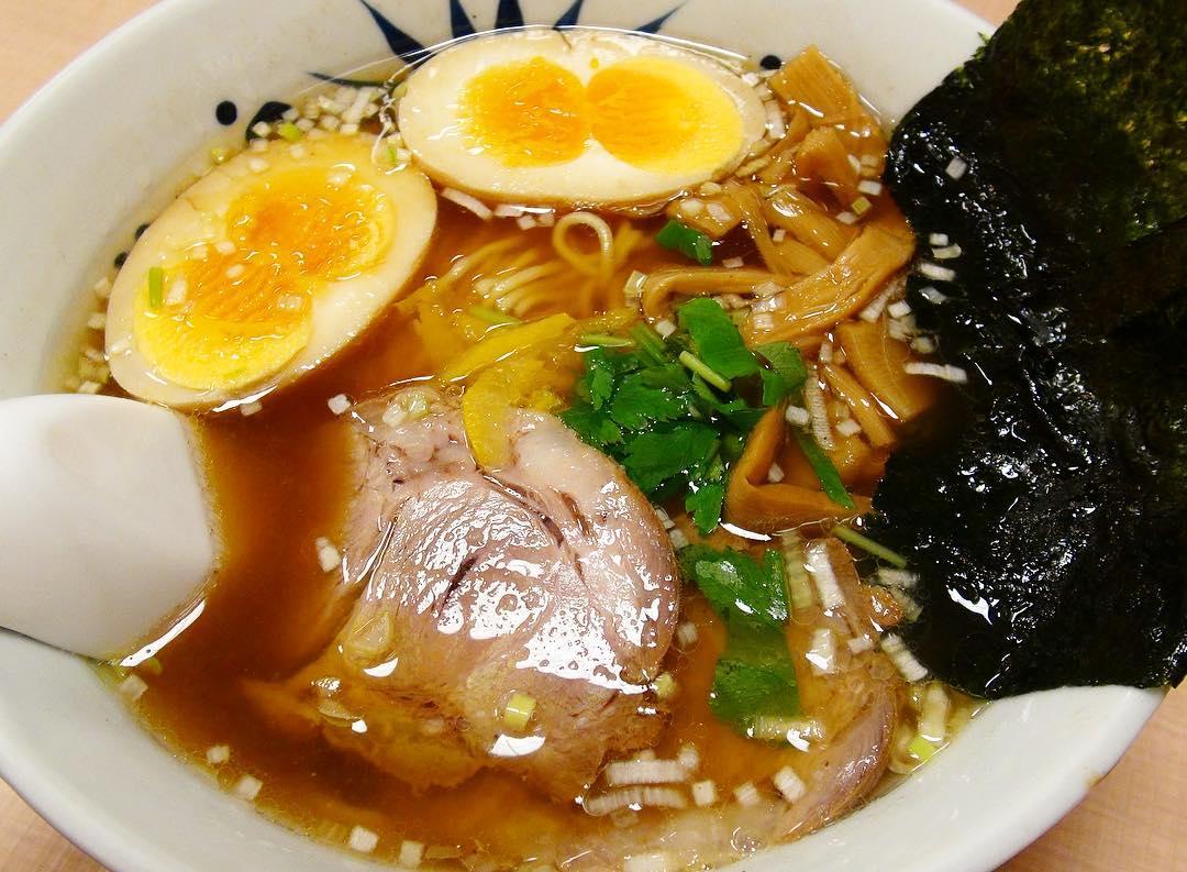 【与ろゐ屋】特製ラーメン(醤油) (東京都台東区浅草) 第222回