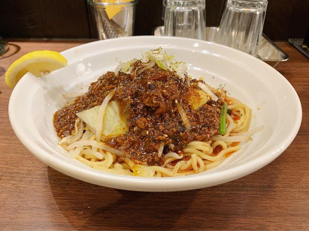 【中華ノ麺Xing fu(しんふう)】汁なし麻婆麺 (東京都杉並区高円寺北) 第1289回