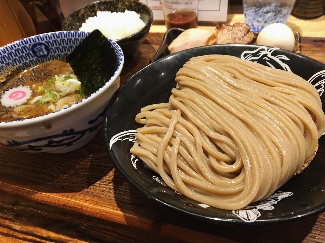【中華蕎麦 とみ田】つけ麺(並)+特選全部トッピング(千葉県松戸市松戸) 第1169回