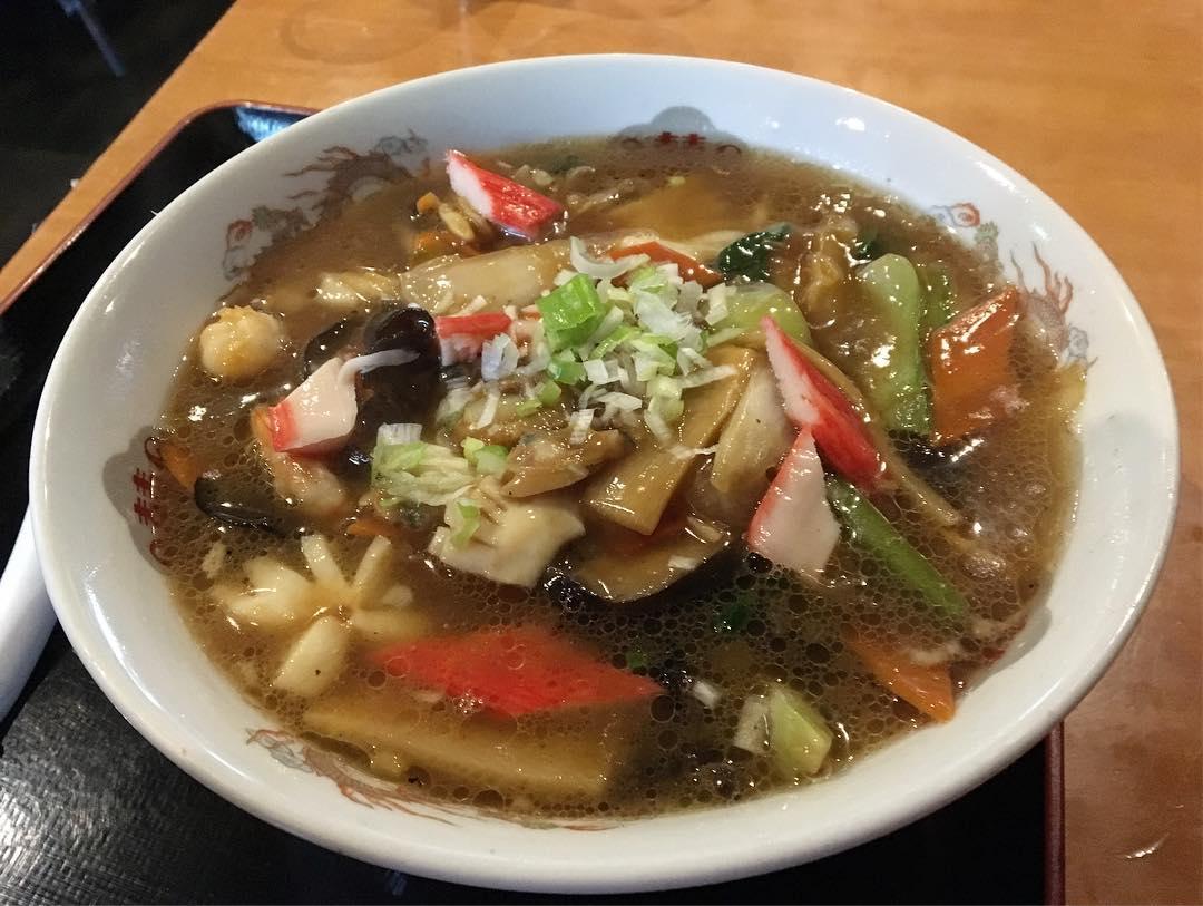 【五番】五番特製海鮮麺 (東京都中央区築地) 第741回