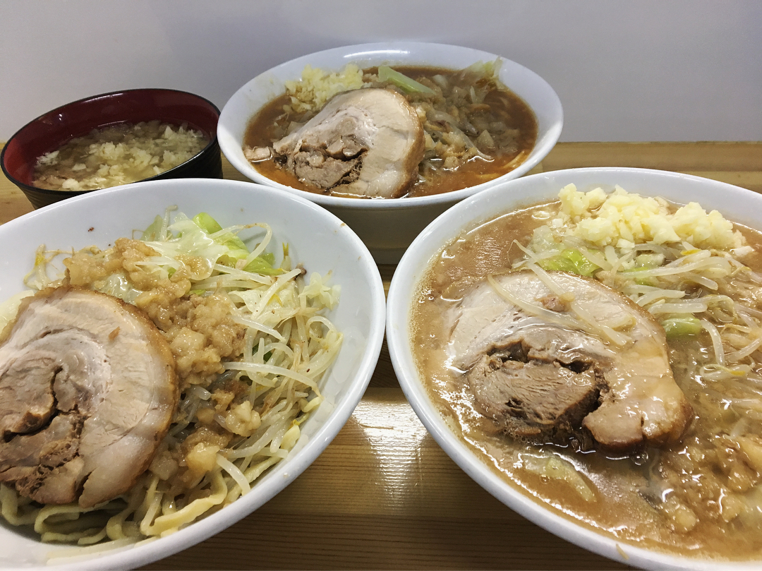 【夢を語れTOKYO】ラーメン:味噌ラーメン:つけ麺 (東京都文京区白山) 第1031回