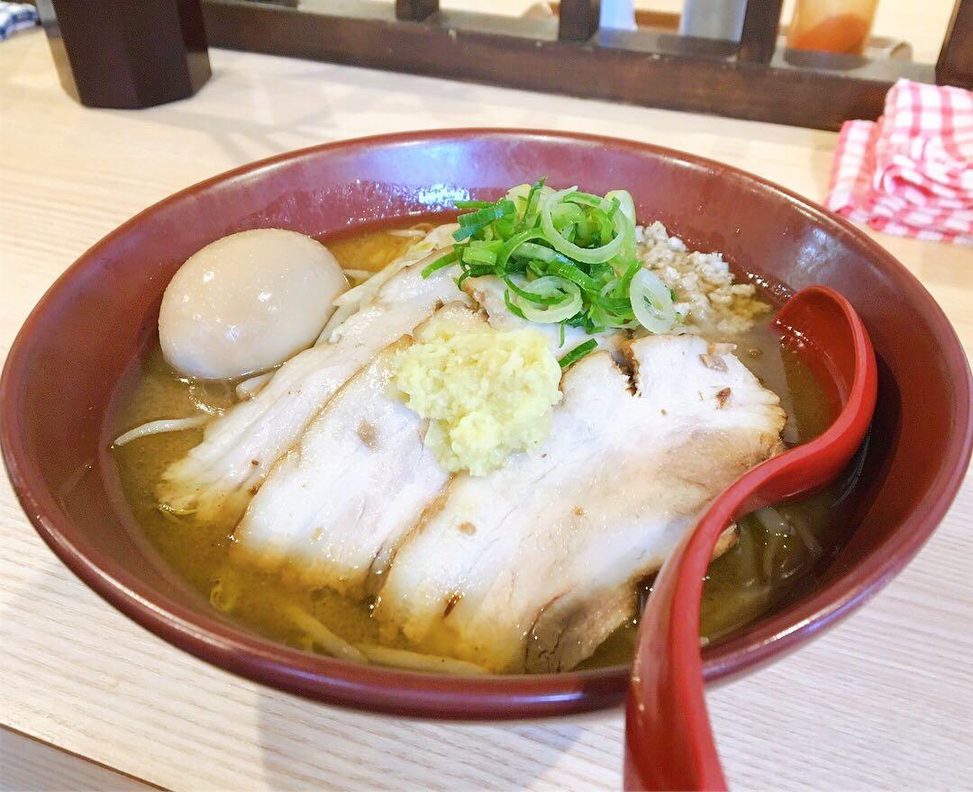 【拉麺 大公(たいこう)】3枚チャーシュー焼き味噌 (神奈川県横浜市南区) 第866回