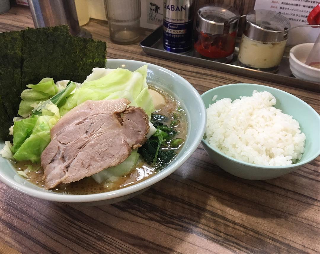 【武蔵家 本店】特製ラーメン(並) (東京都中野区中央) 第634回