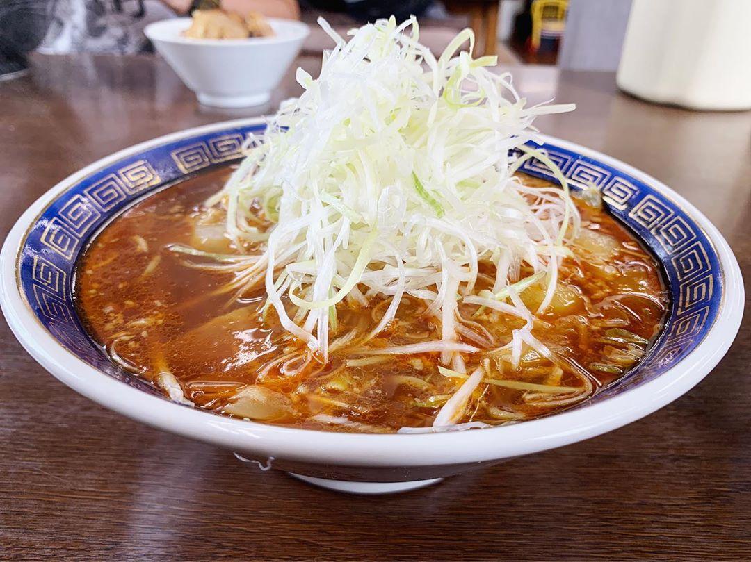【江ざわ】担々麺 (千葉県勝浦市白井久保) 第1366回