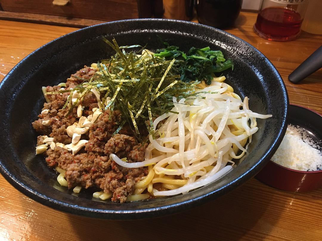 【油坊主】肉増し担々麺大盛 (東京都世田谷区太子堂) 第772回