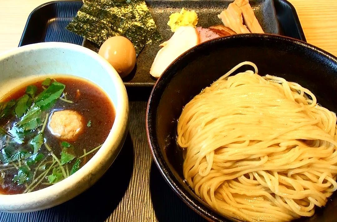 【煮干し中華そば一燈】あっさり淡麗煮干しつけ麺(細麺) (東京都葛飾区新小岩) 第292回