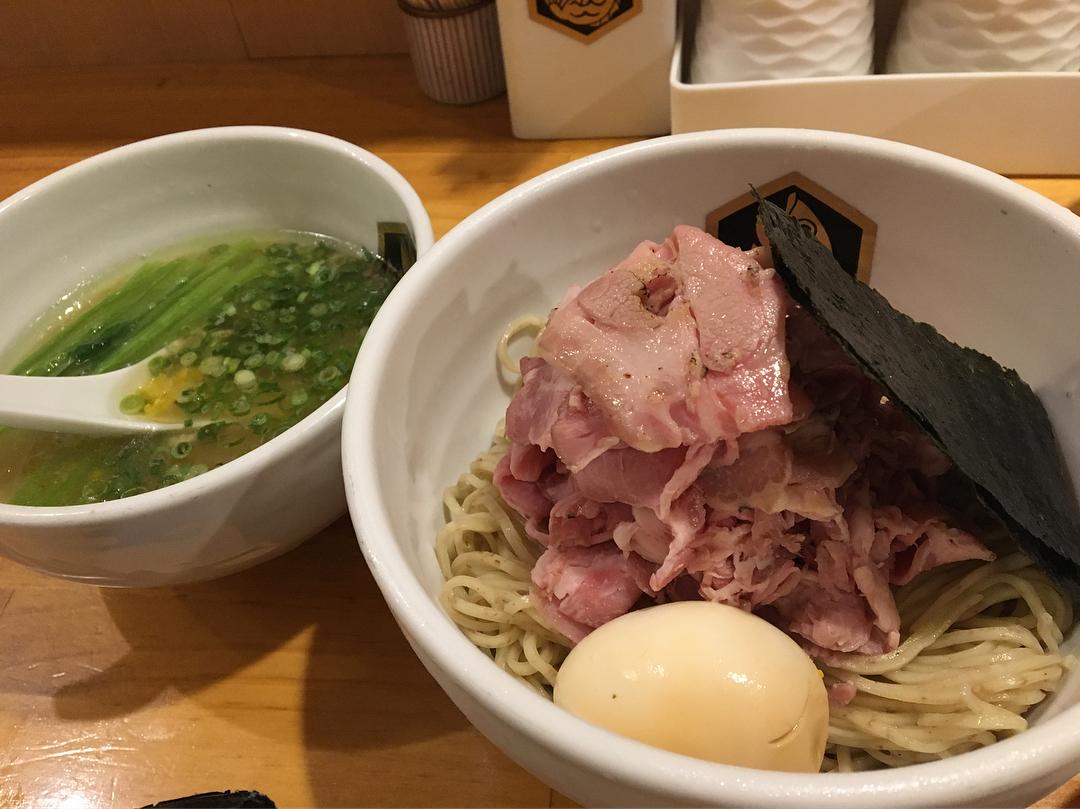 【真鯛らーめん 麺魚】特製真鯛つけ麺 (東京都墨田区江東橋) 第733回