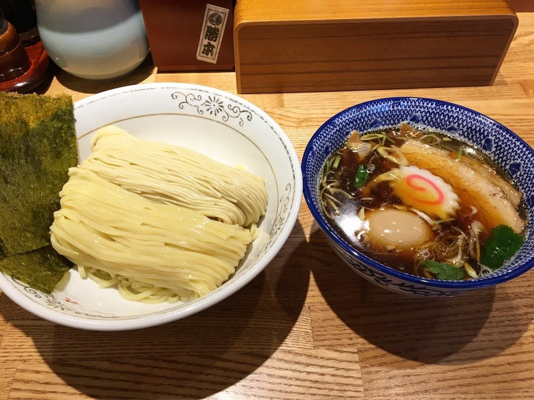 【神田 勝本】特製清湯つけそば (東京都千代田区猿楽町) 第572回