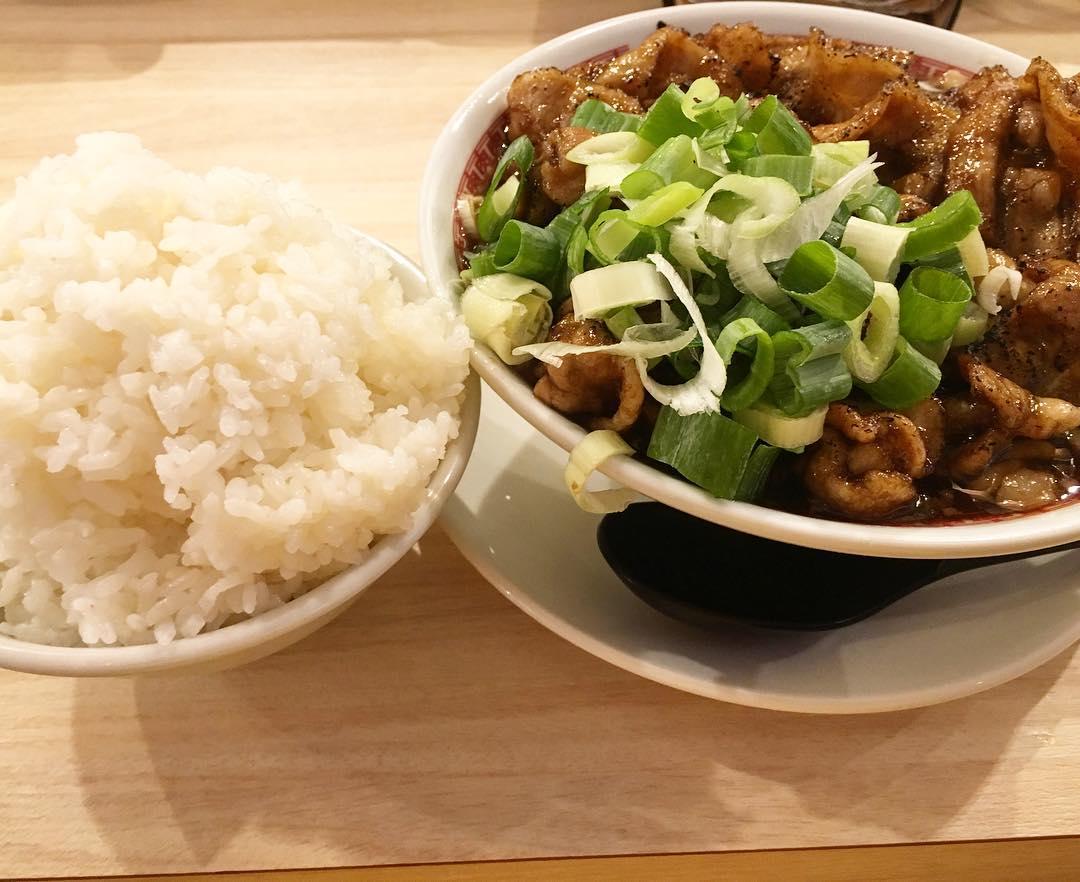 【肉汁麺ススム】肉汁麺レベル3 (東京都千代田区外神田) 第315回
