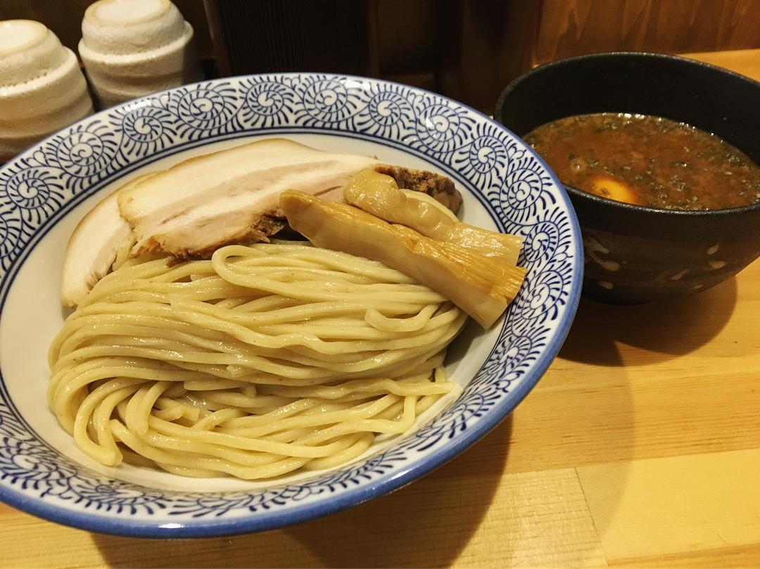 【自家製麺 竜葵(ほおずき)】季節限定 つけ麺 (埼玉県川口市栄町) 第982回
