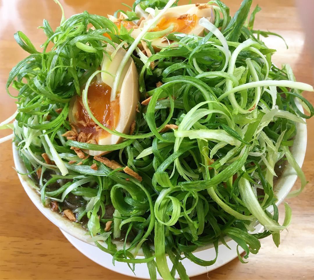 【面館(めんかん)】回鍋肉らーめん+ネギ:煮玉子 (広島県広島市南区) 第407回