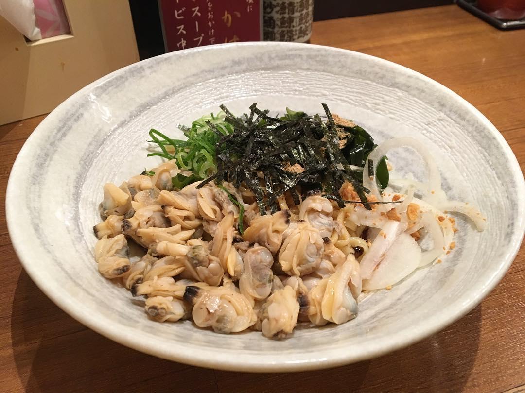 【魚介系まぜそば専門店 魚がしそば】魚がしそば (東京都港区新橋) 第831回