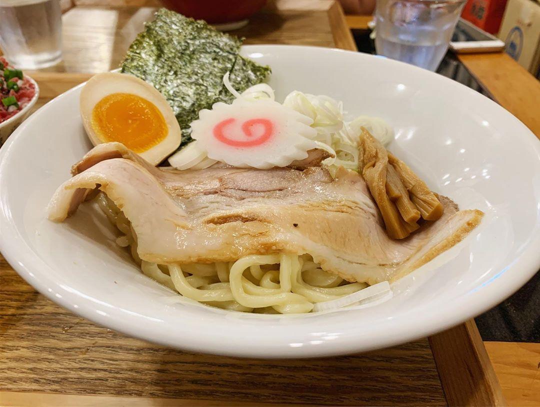 【麺'sキッチン RIRI】貝出汁油そば (茨城県笠間市下市毛) 第1385回