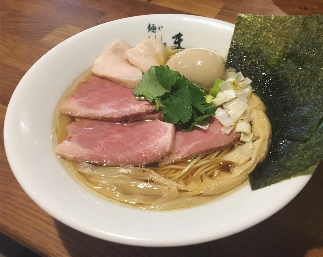 【麺や まつ本】特製中華そば (埼玉県志木市館) 第889回